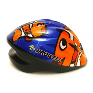 Dětská přilba PROWELL A-21: Clownfish Blue