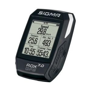 Cyklopočítač SIGMA Rox 7.0 GPS - černý