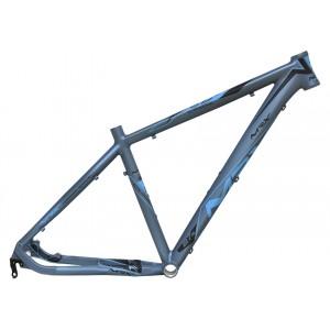 """Rám 27,5"""" MRX Elite X8 - šedo-modrý 2018"""