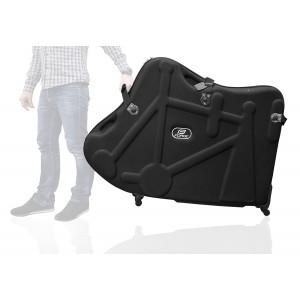 Kufr FORCE pro přepravu kola - černý