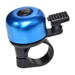 Zvonek MINI paličkový - modrý lesk