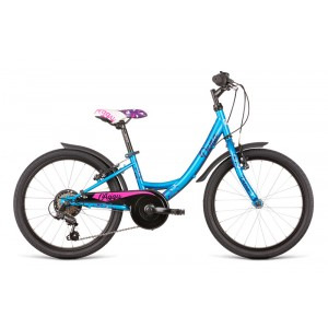 "DEMA Aggy 20"" - turquoise-violet 2020"