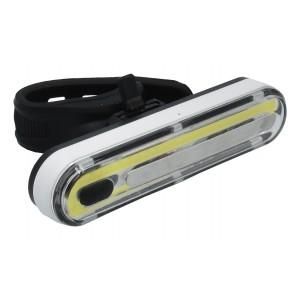 Světlo přední PROFIL JY-6085F 50chip LED - USB