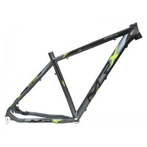 "Rám 28"" MRX Elite X6 - šedo-zelený"