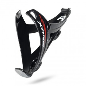 Košík na láhev RaceOne X1 ONE - černý lesk