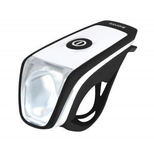 Světlo přední SIGMA Siggi USB - bílá / černá
